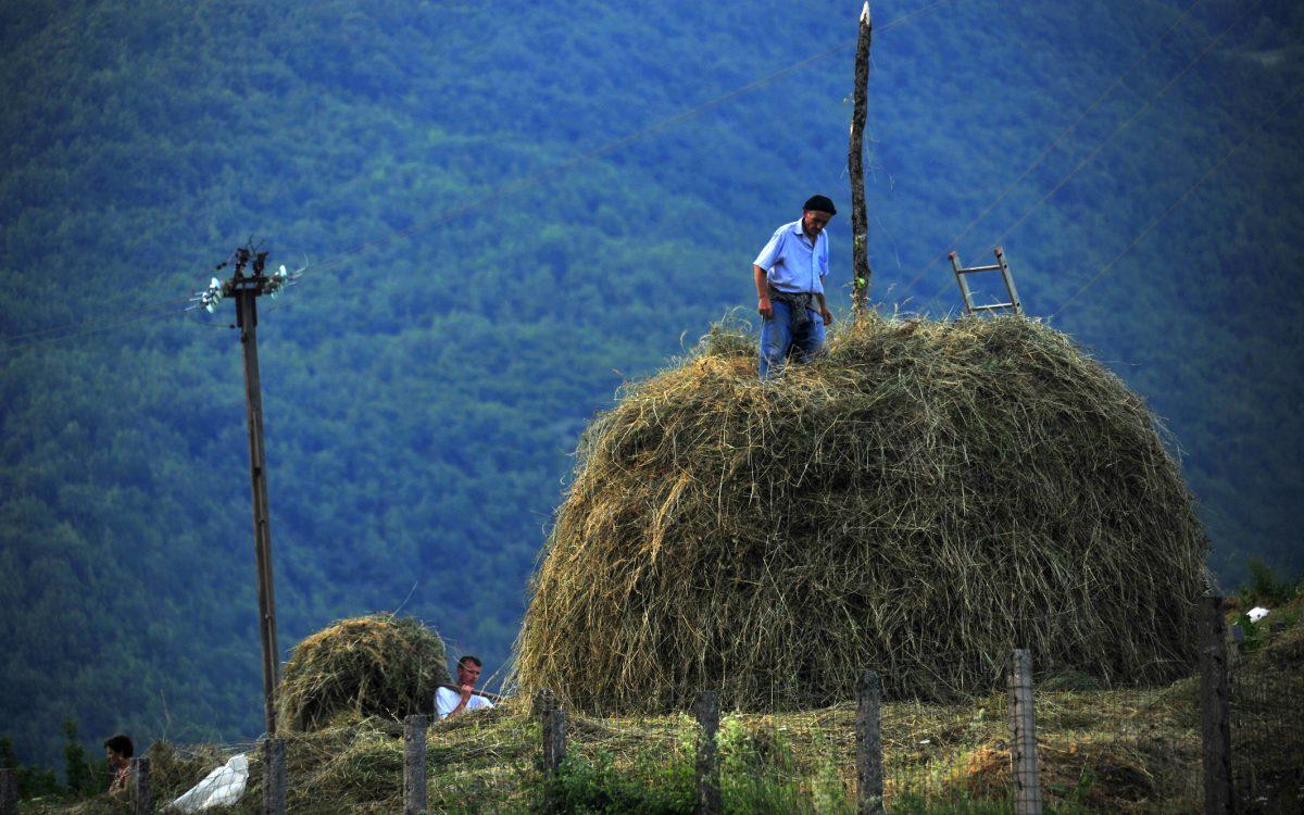 Upoznavanje s kršćanskim farmerom